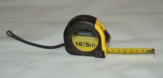 measuring tape tip